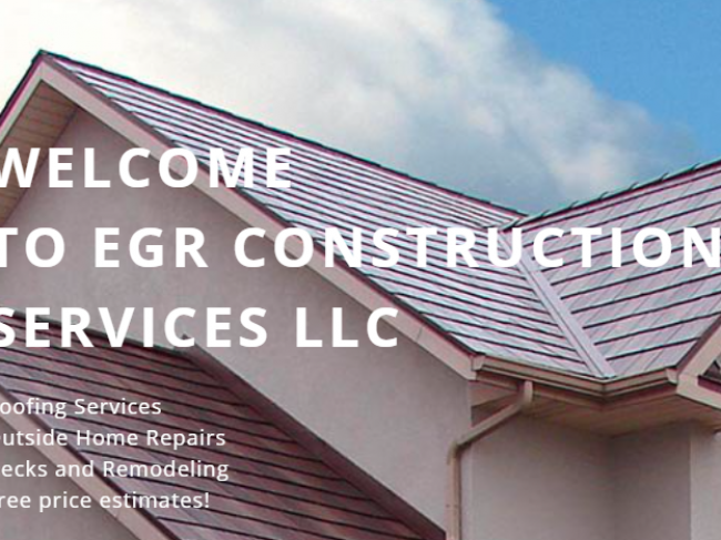 EGR CONSTRUCTION SERVICES, LLC